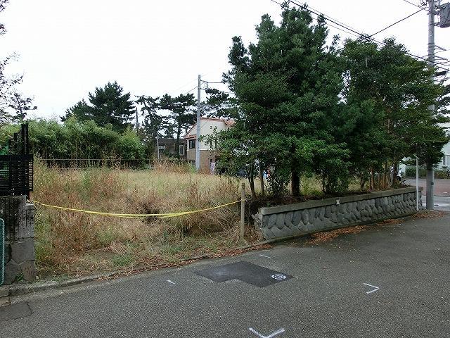 鵠沼松が岡1丁目土地建築条件なし湘南海岸まで徒歩8分※ご成約となりました