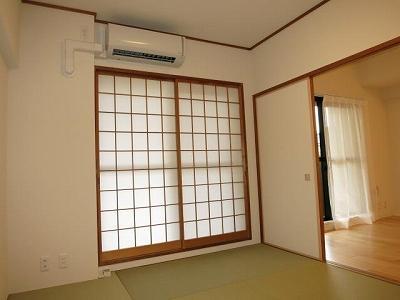 お陰様でご成約となりました!茅ヶ崎駅よりバス11分ファミール茅ヶ崎ペット可のリノベーションマンション
