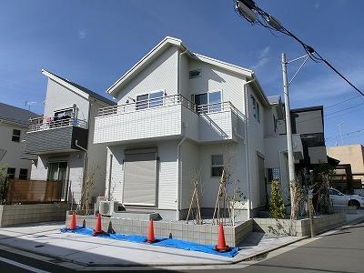 辻堂東海岸1丁目新築戸建て5,158万円立地も良し!海まで徒歩12分の湘南ライフ