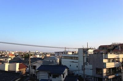 辻堂西海岸ヴェレーナ湘南海岸3950万円80.32㎡3LDKバルコニーから江の島を望む!