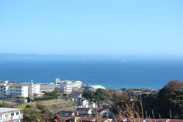 横須賀ハイランド 戸建 2980万円 和ダイニングから望む景色