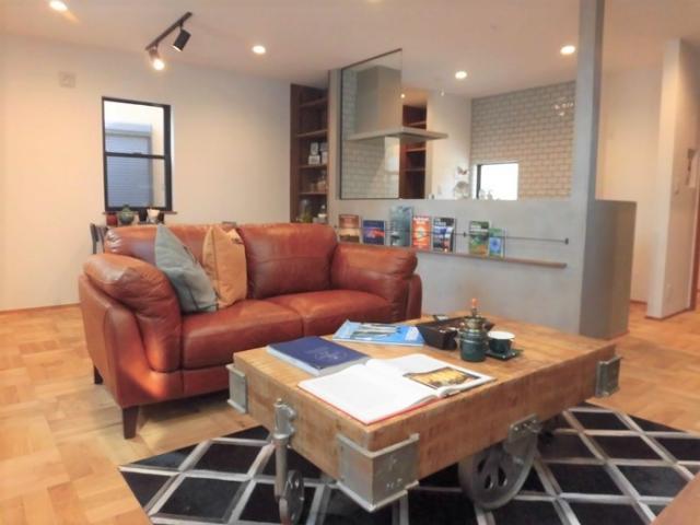 逗子市桜山|新築戸建|5980万円|こだわりの家具付き戸建