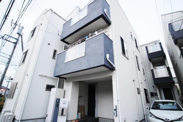 湘南台駅よりバス8分遠藤貸家3LDK※ご成約となりました