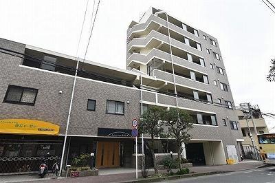 辻堂駅より徒歩3分!バルコニーより江の島遠望!6階3LDK+W3,990万円家具付きマンション