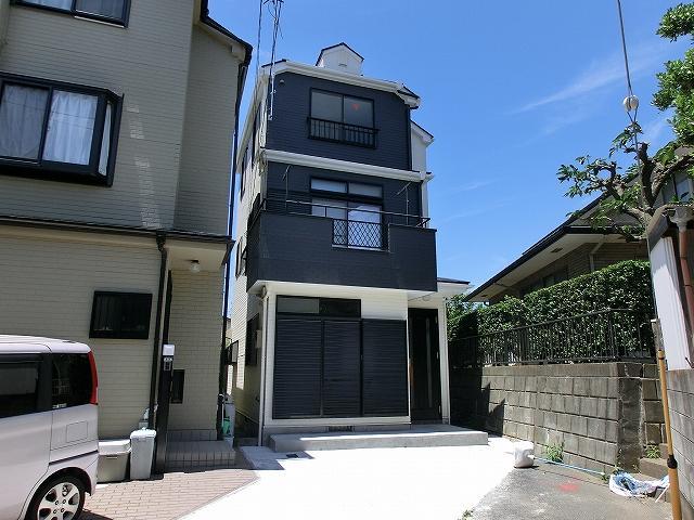 藤沢市羽鳥1丁目「辻堂」駅徒歩15分4LDKリフォーム済み3階建て戸建