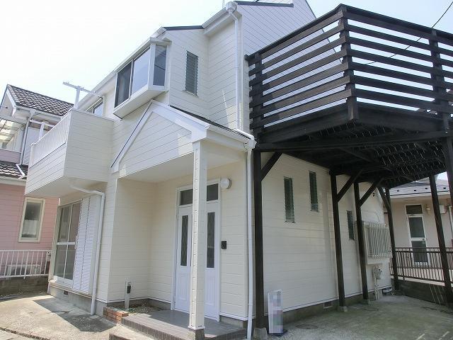 茅ヶ崎市常磐町再生住宅3LDKリフォーム済即入居可!3398万円です♪