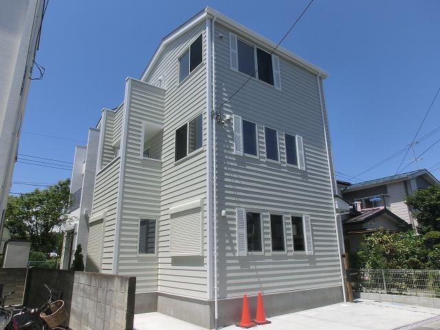 辻堂西海岸の新築戸建て4LDK4,280万円住環境良好!!海まで約9分♪