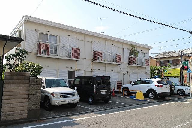 茅ヶ崎市浜須賀売アパート7,280万円オーナーチェンジ希少!海まで徒歩一直線150m