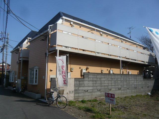 茅ヶ崎 売アパート 1億600万円 年間利回り10.06%