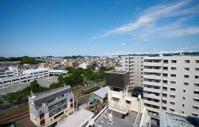 三方角部屋 駅6分!!