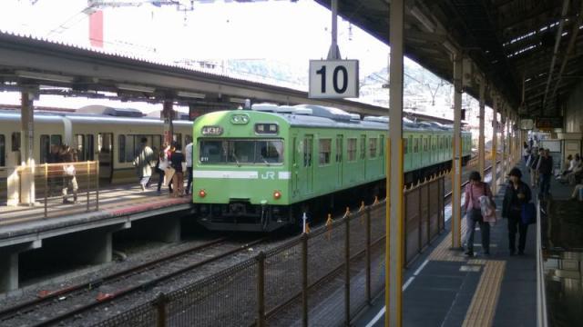 京都へショートトリップ(27.10.23)