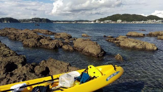 夏の名島へ(28.8.24)
