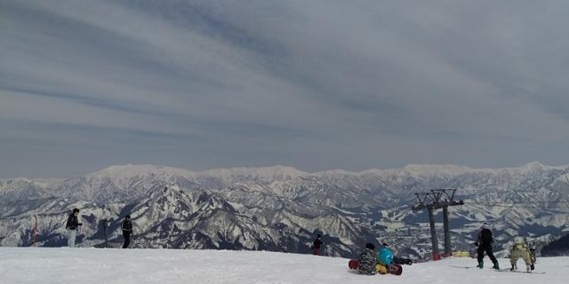手ぶらでスキー(29.4.5)