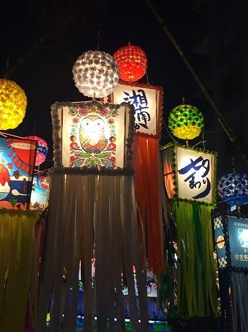 七夕祭り(29.7.7)
