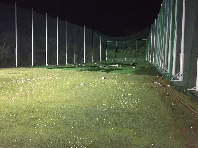 ゴルフの練習(29.9.30)