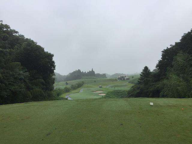今月のゴルフ(29・8・18)